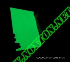 Светящаяся в темноте краска для пластмассы Noxton