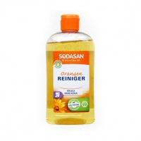 Sodasan 0140 Концентрат-антижир для удаления стойких загрязнений, 500 мл