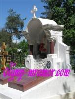 Памятник из мрамора № 39