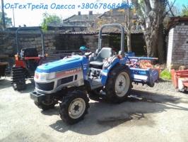 Японский мини-трактор Iseki Sial Hunter 24