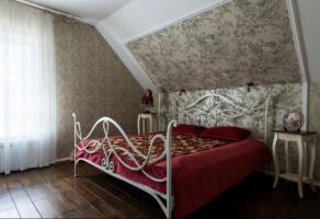 Кованая кровать «Иларта»