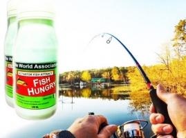 Активатор клева Fish Hungry жидкий (голодная рыба)