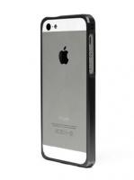 Бампер Alloy X для iPhone 5,Black