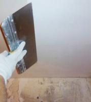 Шпаклевка стен из гипсокартона под поклейку обоев