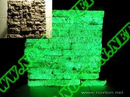 Светящаяся в темноте краска для наружных работ Noxton