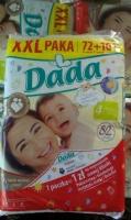 Подгузники Dada Premium 4 (7-18 кг) - 82 шт