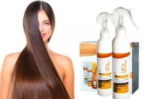 Средство для быстрого роста волос Professional Hair system