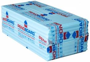 Пенополистирол Penoboard 40мм*1,25м*0,6м