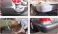 Ремонт бамперов и пластиковых деталей кузова