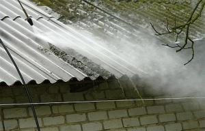 Очистка крыш