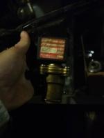 Электромагнитный клапан Dresser Wayne б/у 24в