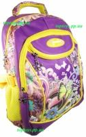 Рюкзак ранец для Девочки школьный. Для начальной школы, качественный