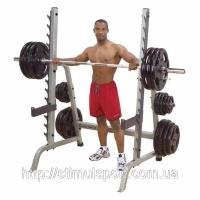 Стойка для жимов и приседаний Body-Solid Multi-Press Rack
