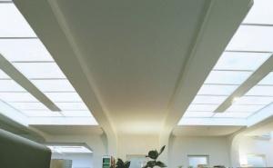 Clipso light - светопроницаемые покрытия с обратной подсветкой, пропускающие 50% света