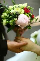 Весільний букет «Рустик»