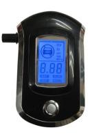 Полупрофессиональный высокоточный алкотестер с графическим дисплеем ALT-09