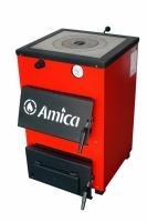 Твердотопливный котел Амика Оптима 14 кВт. Котел Amika Optima