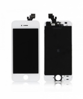 LCD iPhone 4G with touch and frame white AAA