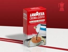 Кава мелена Crema e Gusto Ricco 250 гр.