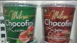 Шоколадный крем CHOCOFINI/chocofini паста