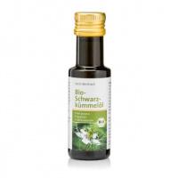 Масло органическое черного тмина Organic Sanct Bernhard 100 мл.