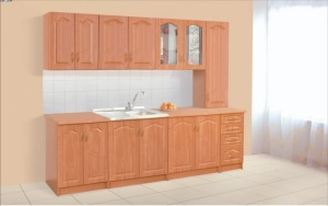 Кухня Оля (лаковая) (модульная)