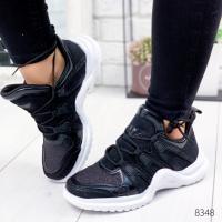 Кроссовки женские LVS черные