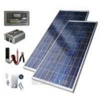 Солнечные батареи для дачи Вариант 1