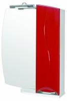 Зеркало Премиум (R) 65 красный