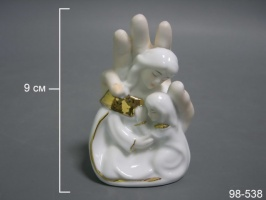 Фігурка декоративна «Мати з немовлям» 9 см