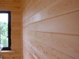 Имитация бруса(Фальшбрус) сосна (1 сорт) 20х135х6,0м