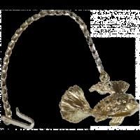 Ионизатор для воды серебряный «Золотая рыбка»
