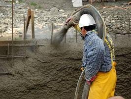 Торкретирование. Укрепление бетонных конструкций