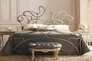 Кованая кровать «Регент».