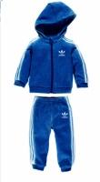 Спортивный костюм Adidas на мальчика, синий