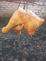копченая куриная четверть