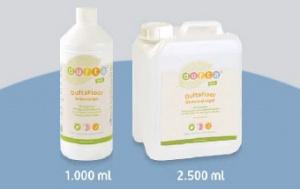Средство для мытья пола (концентрат) - DuftaFloor (1000мл). Дуфта Фло Мытье пола