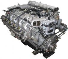 Ремонт отечественных двигателей