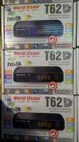 Эфирный цифровой приемник стандарта DVB-T/T2 World Vision T62D T2+INTERNET