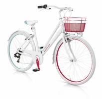 Велосипед городской женский из Италии Minimal COLORS MBM