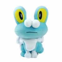 Покемон Фроки (Froakie) плюшевая игрушка, 18 см