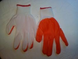 Перчатки садовые с нитриловым покрытием