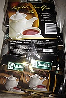 Чай черный Английский завтрак Qualitea, 100 пак