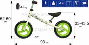 Велобег Hudora(Германия) для деток от 2-х лет.