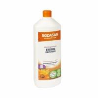 Sodasan 0100 Органическое моющее средство для удаления известкового налета, следов воды и мыла в ванной или кухне