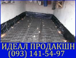 Бетонирование пола в гараже Одесса.