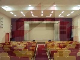 Отделка и оформление зрительных залов.