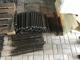 Нарезание резьбы на трубах и производство трубной заготовки