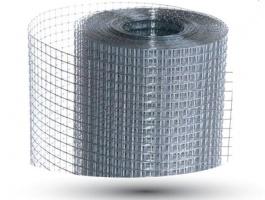 Сетка сварная 25*12 0,7мм н/оц (30 кв.м)