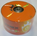 DVD-R Videx bulk 50 8x